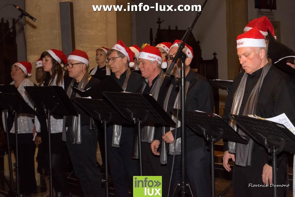 Concert de Noël des «copains d'abord» à Florenville