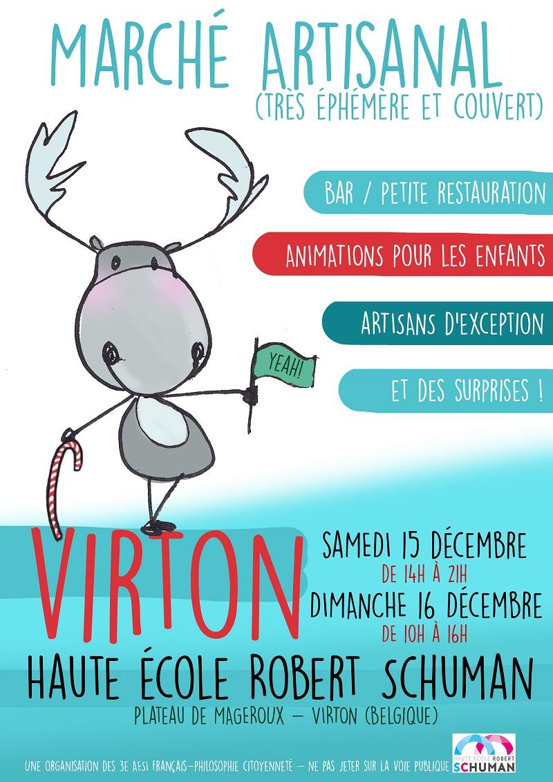 Marché de Noël de Virton