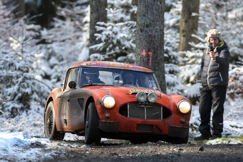 Legend boucles de Bastogne : Le nombre de voitures sera limité …