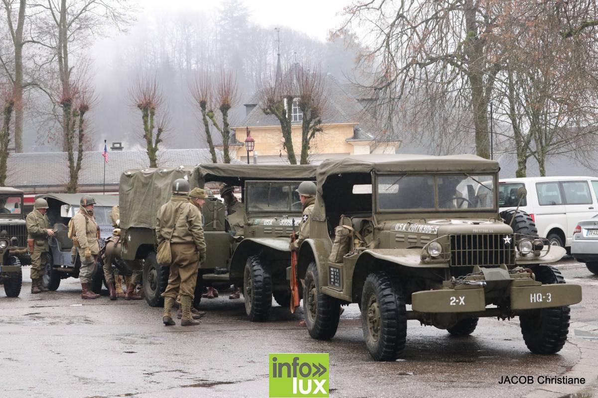 Bouillon concentration de véhicules militaires