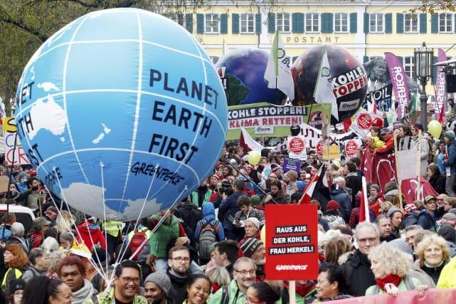 Marche pour le climat à ARLON