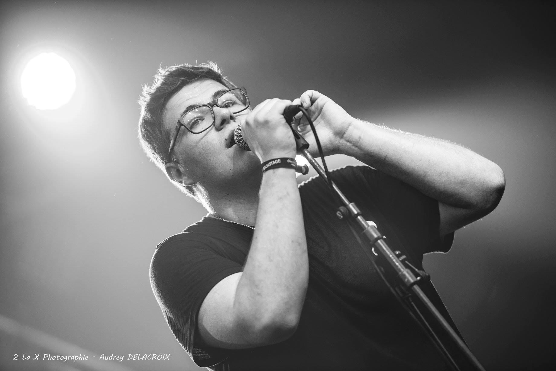 Florent Brack Gagnant de The voice a de nouveaux projets !