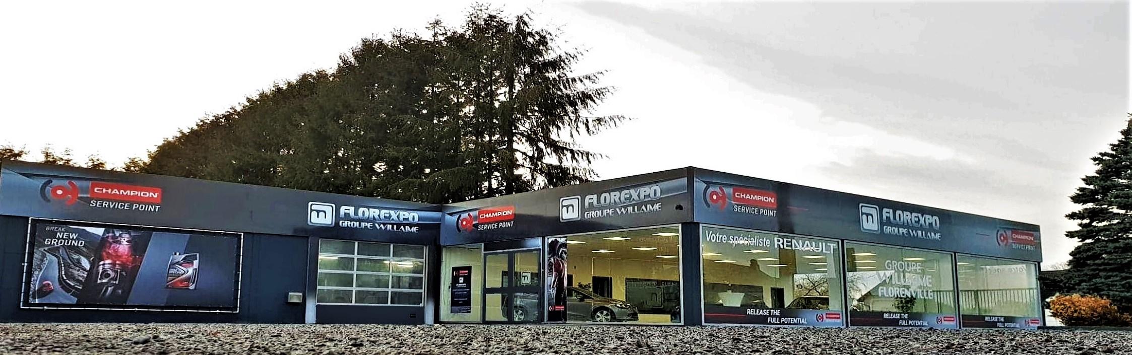 FLOREXPO:Jusqu'à 40% de remise sur le prix neufde votre nouvelle voiture