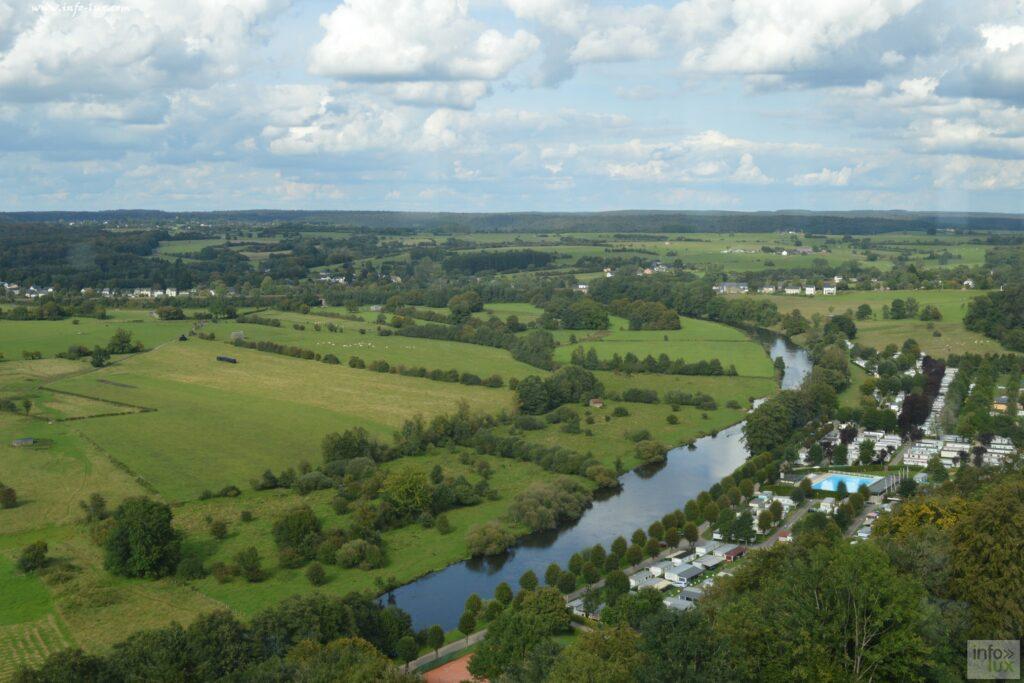 Florenville : création d'une Maison de village, zone de baignade ...