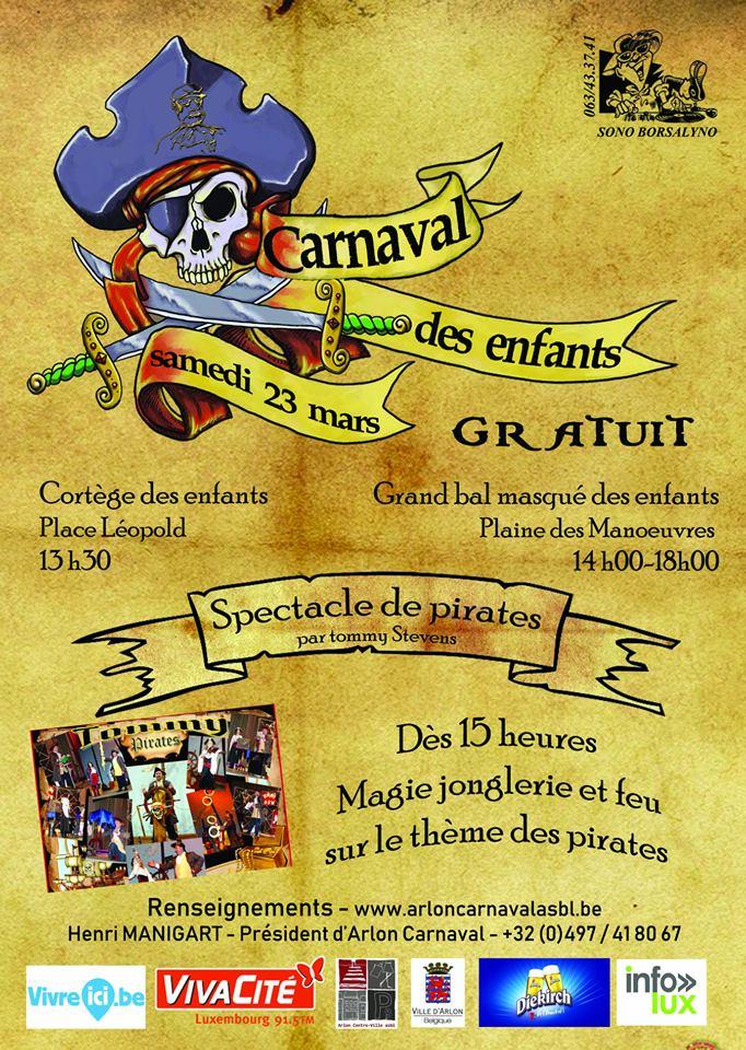 Carnaval des Enfants Arlon 2019