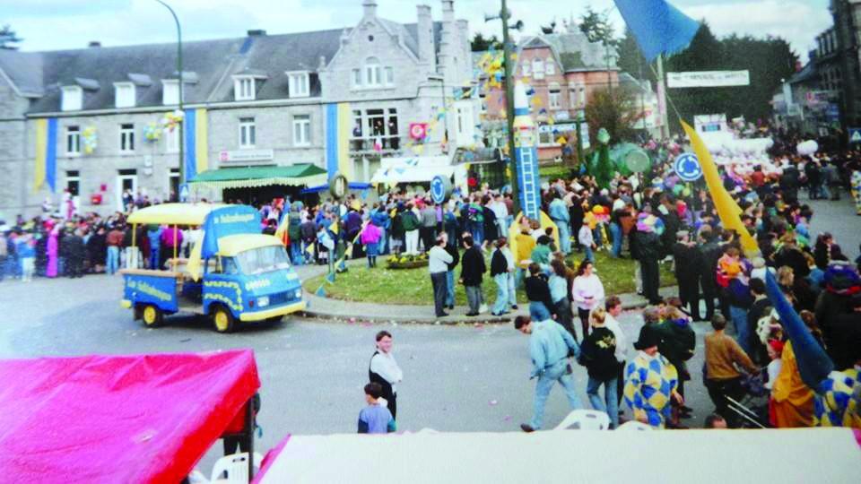 Carnaval de Wellin Saltimbanques