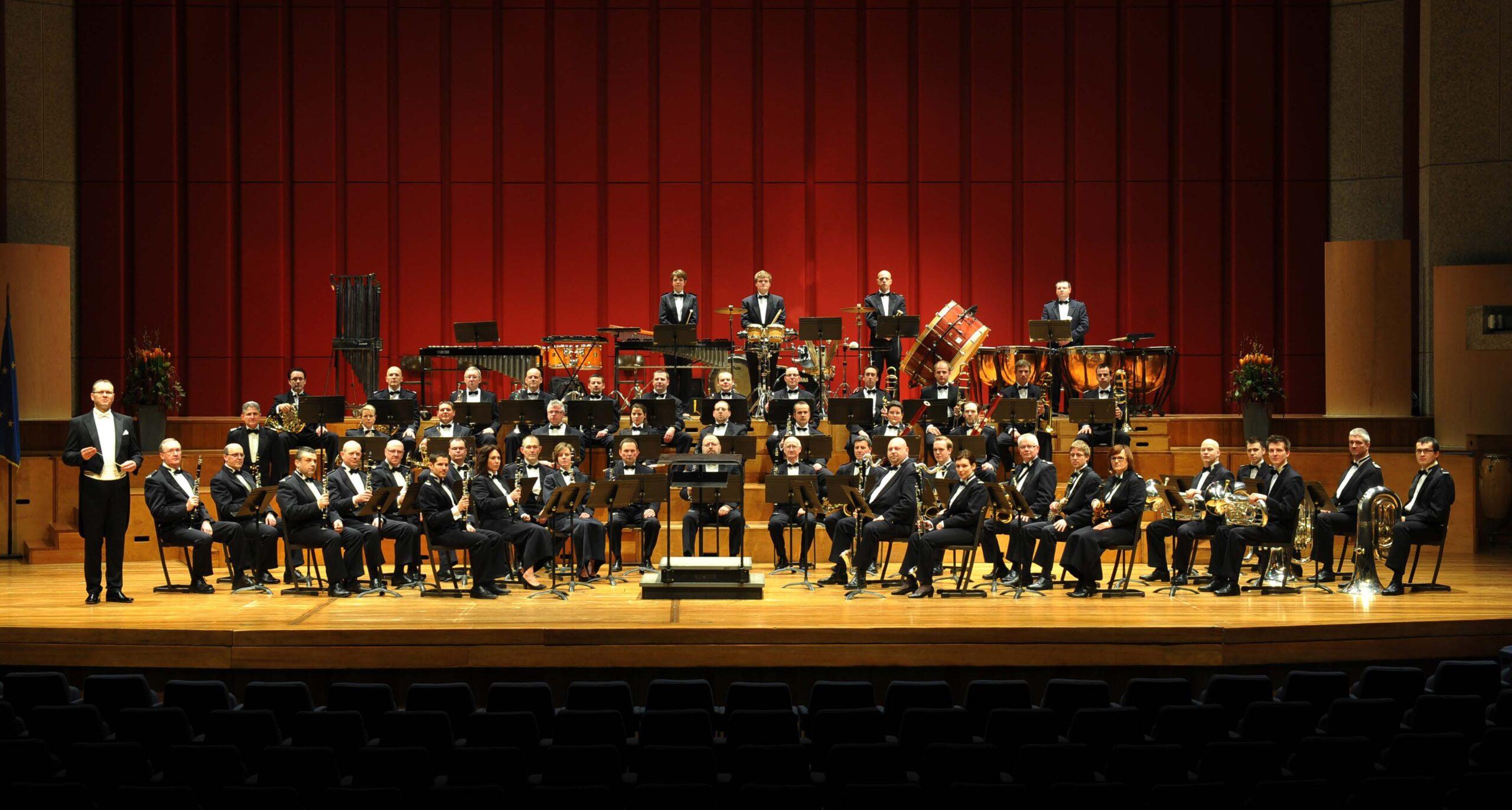 Concert Libramont : MUSIQUE ROYALE DE LA FORCE AERIENNE