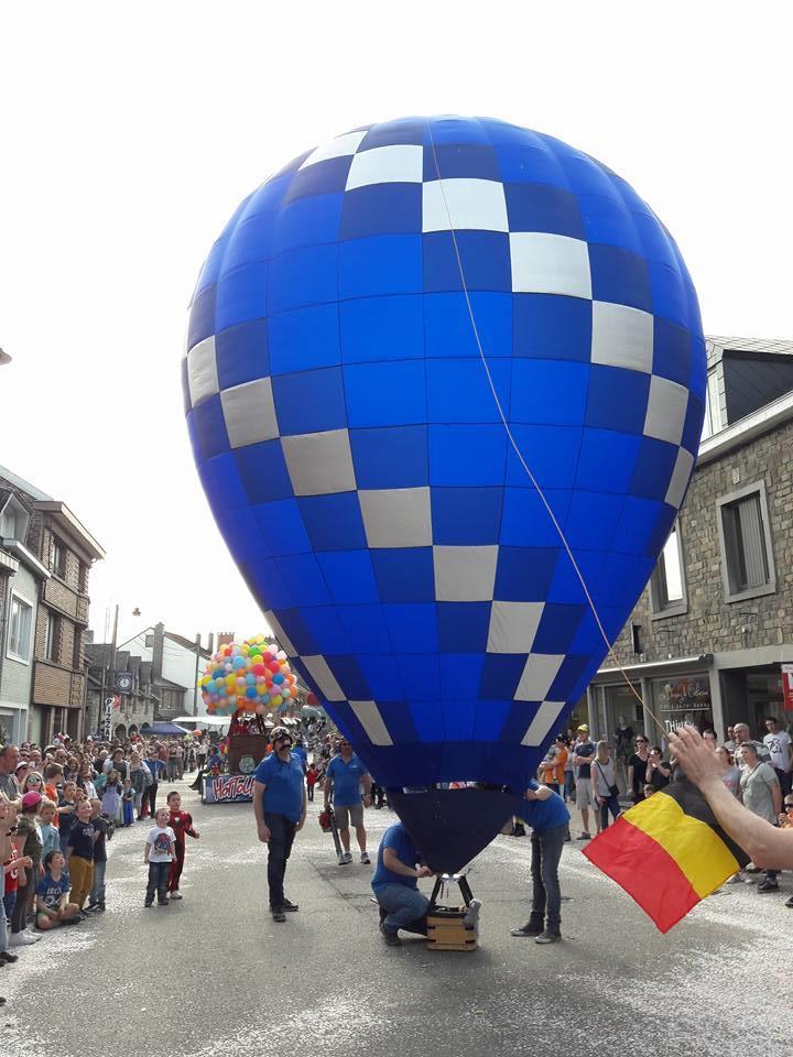 Carnaval d'Hotton : Les Hottolfiades