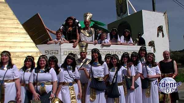 Carnaval d'Hotton : Les Déjantt'on