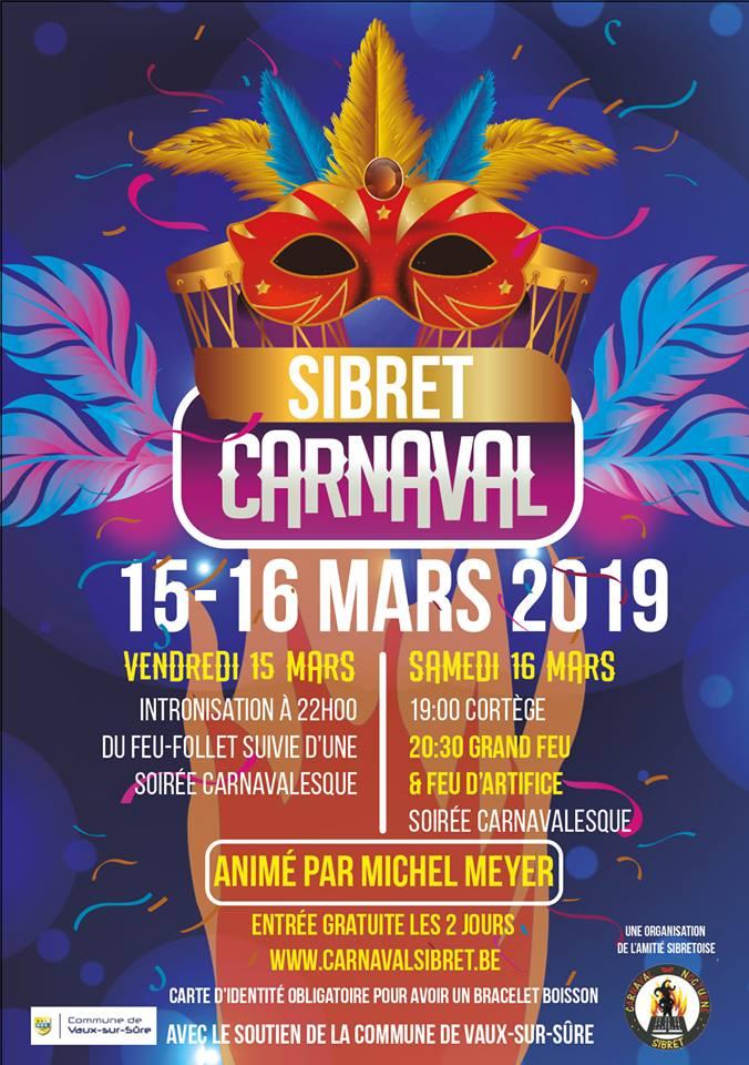 Carnaval de Sibret