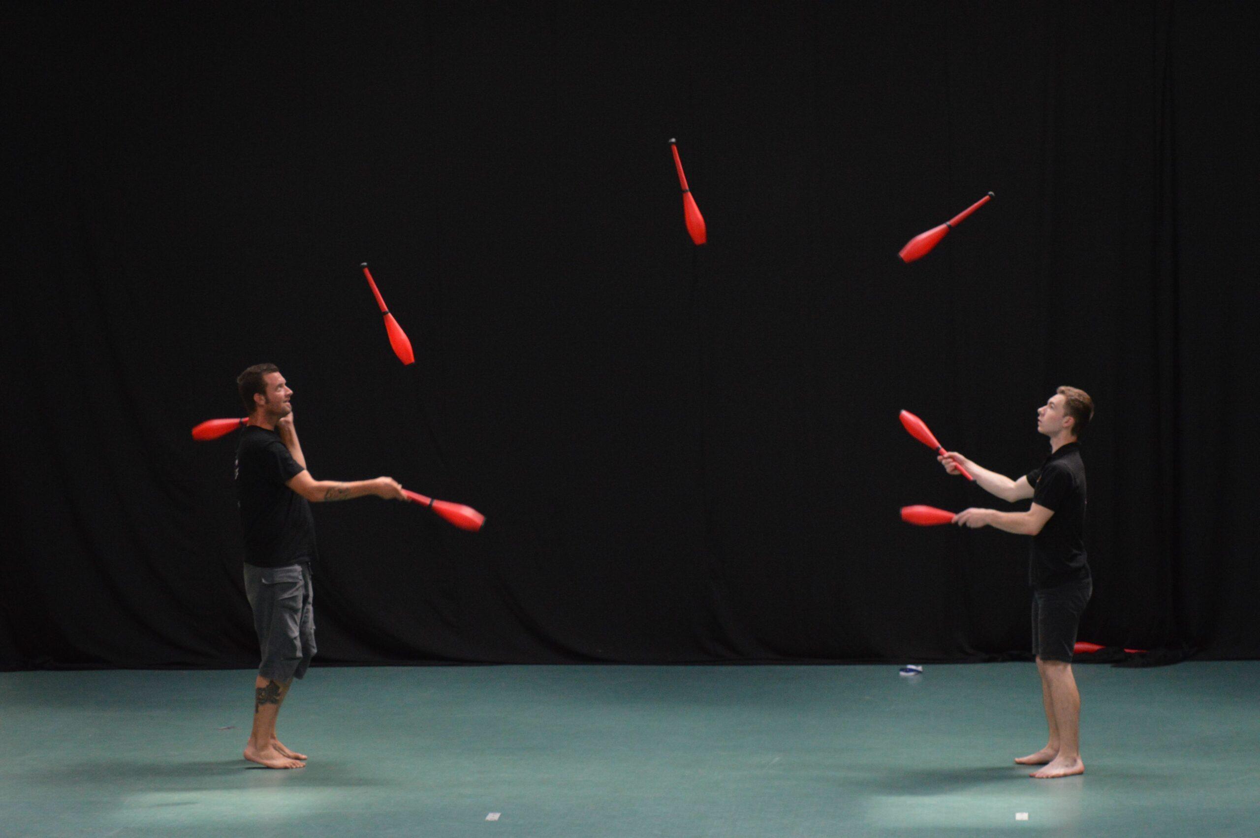 Convention des Arts du Cirque à Aubange