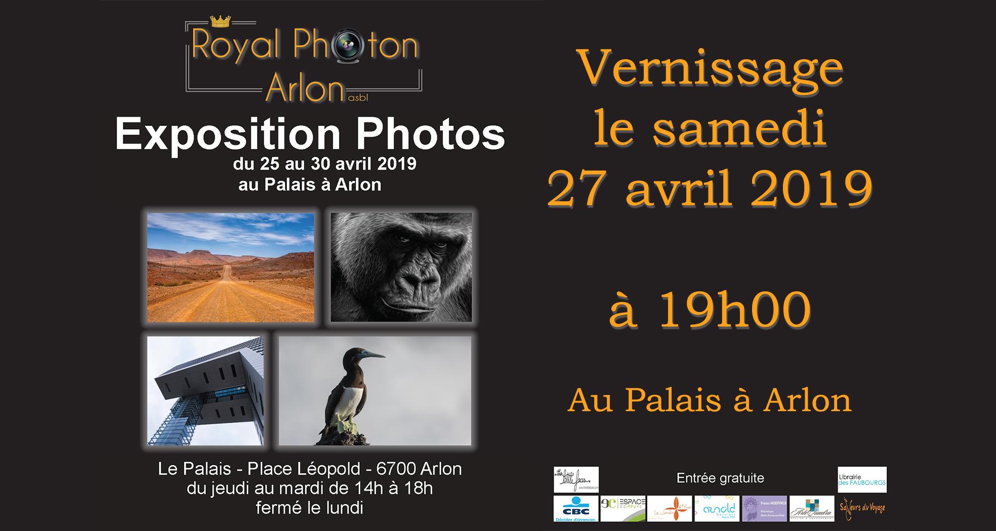 Exposition photos à Arlon