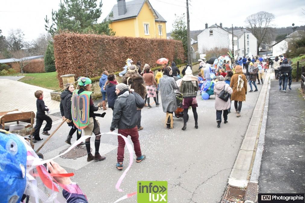 Carnaval  des enfants Chiny