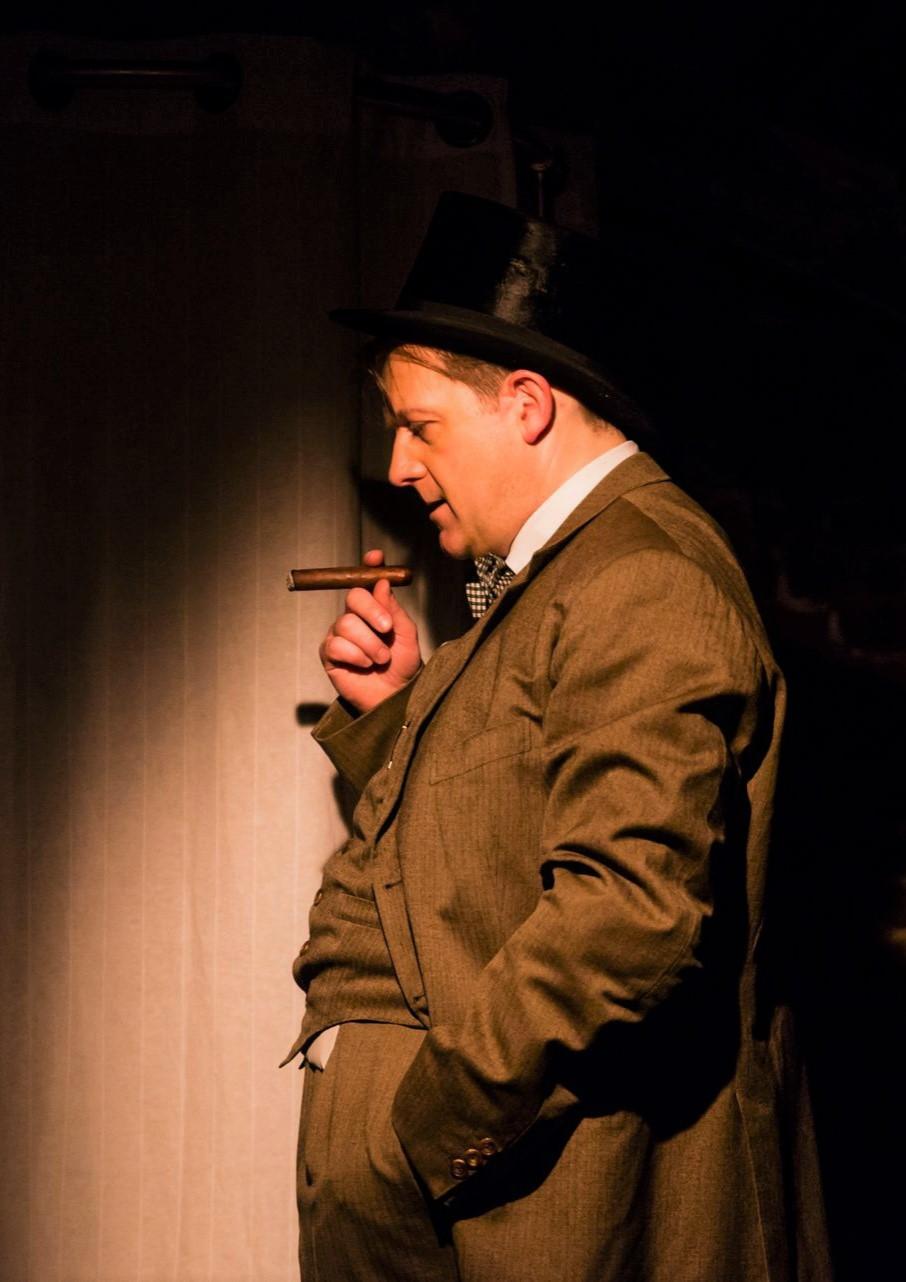 NO SPORT ou quand Churchill révè!e Winston… Un seul en scène magistral !