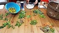 Cuisine sauvage à Martelange