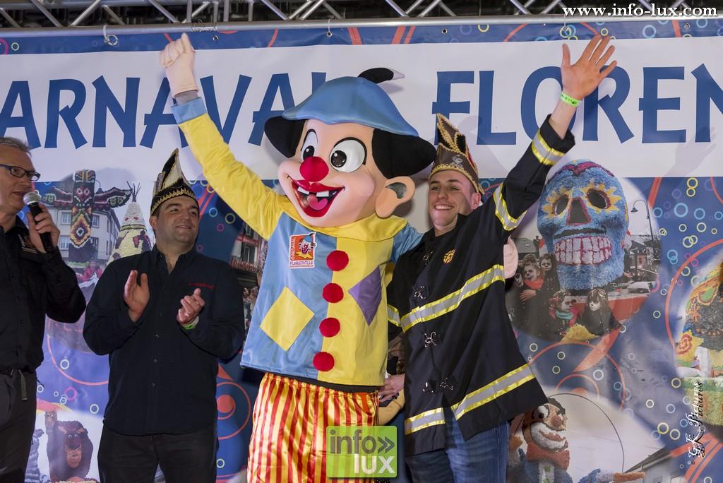 Carnaval de Florenville : Portrait de FLORENT 1ER