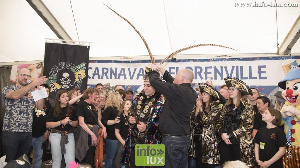 L'intronisation de Florent 1er: Prince carnaval-Florenville 2019