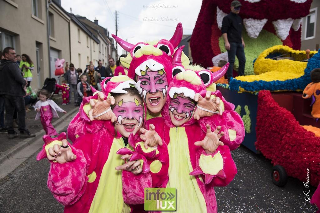 Carnaval de Florenville: Cavalcade