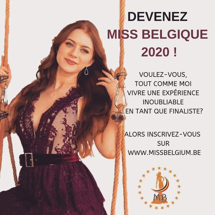 Casting Miss Luxembourg 2020