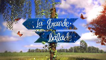 Diffusion de « la grande balade » en Gaume