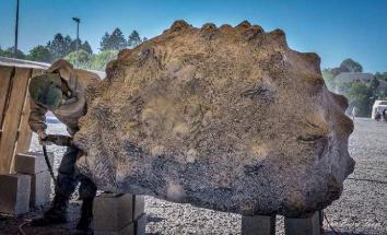 7ème symposium international de sculpture sur pierre de Durbuy