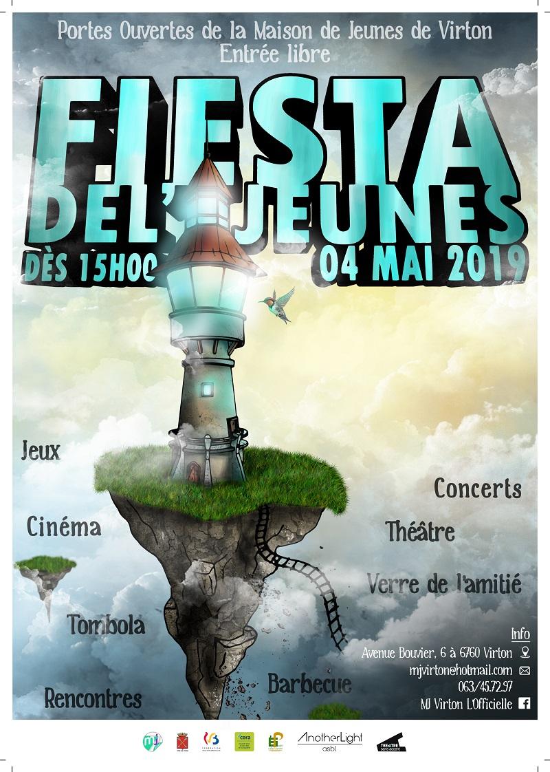 Maison de Jeunes de Virton :  Fiesta Del'Jeunes