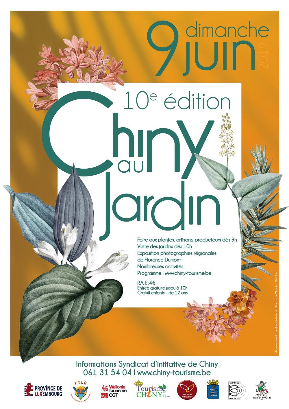 JARDINS OUVERTS À CHINY