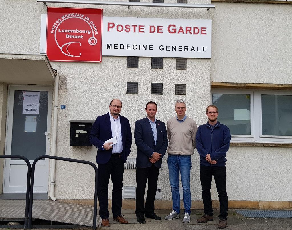 Culture et Santé: DéFI plaide pour une solidarité Luxembourg-Namur