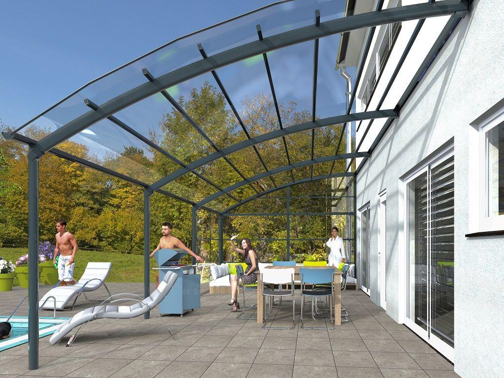 Nouveau en province de Luxembourg : OVALUX produit des carports et pergolas en aluminium.