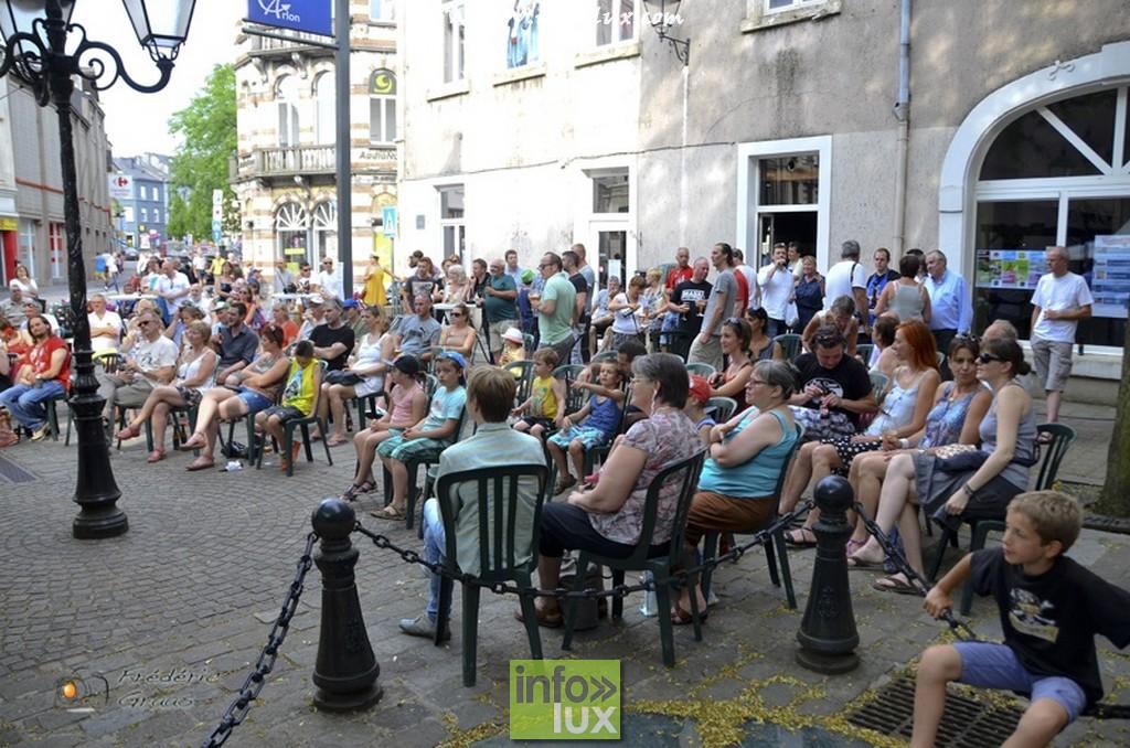 Apéros concerts d'été à Arlon