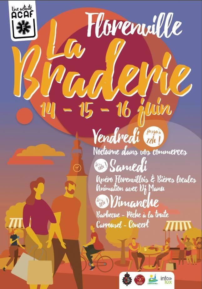 Braderie Florenville 2019