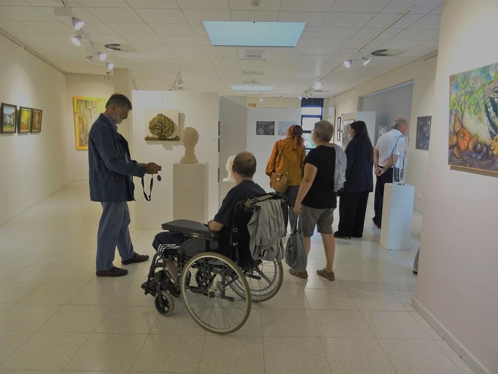 Exposition Au Centre culturel de Bertrix