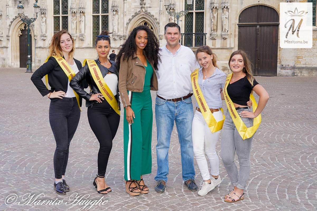 Miss Belgie kandidaten Wall Brugge 429