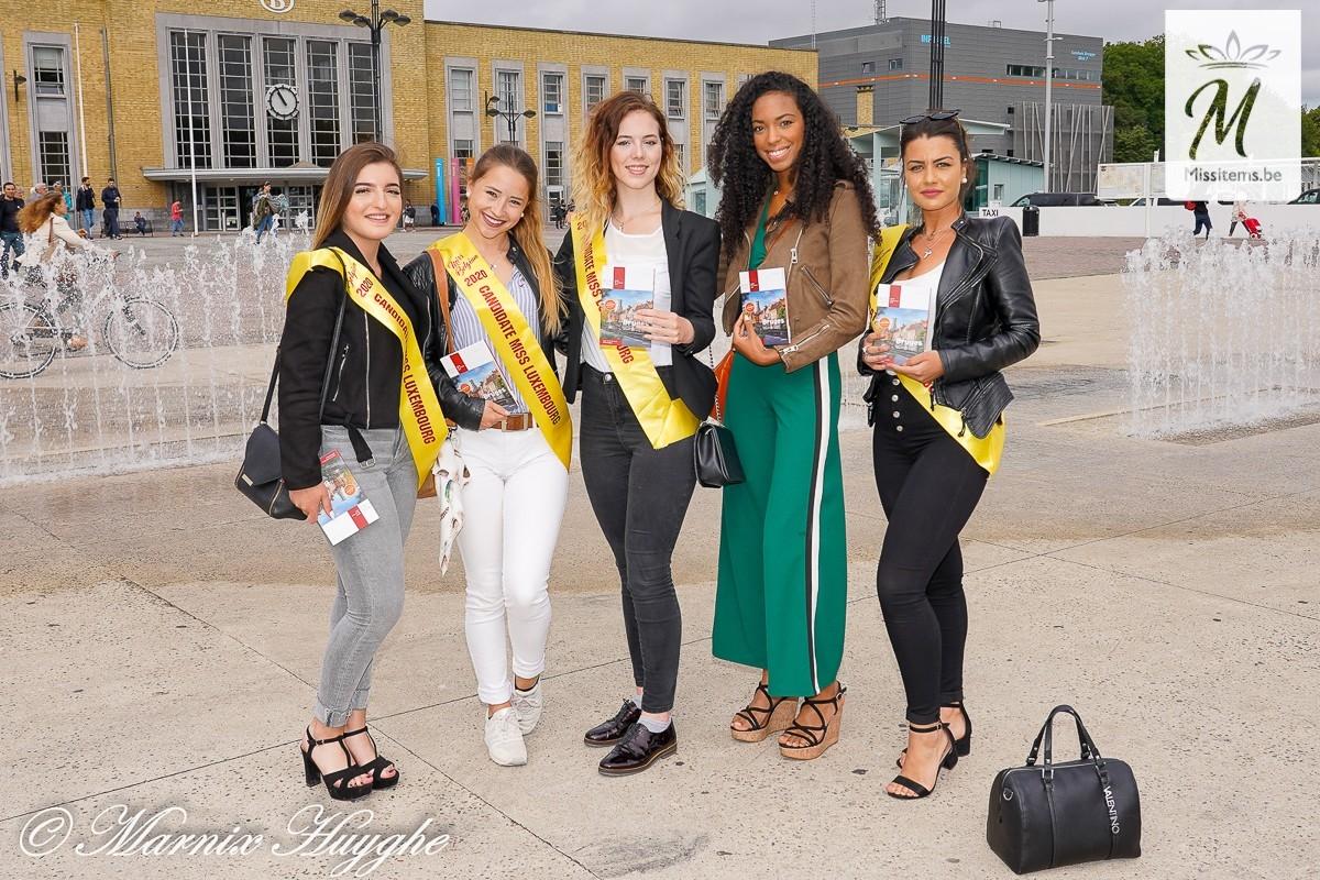 Miss Belgie kandidaten Wall Brugge 5