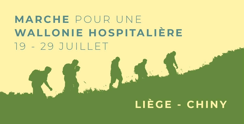 MARCHE POUR UNE WALLONIE HOSPITALIERE