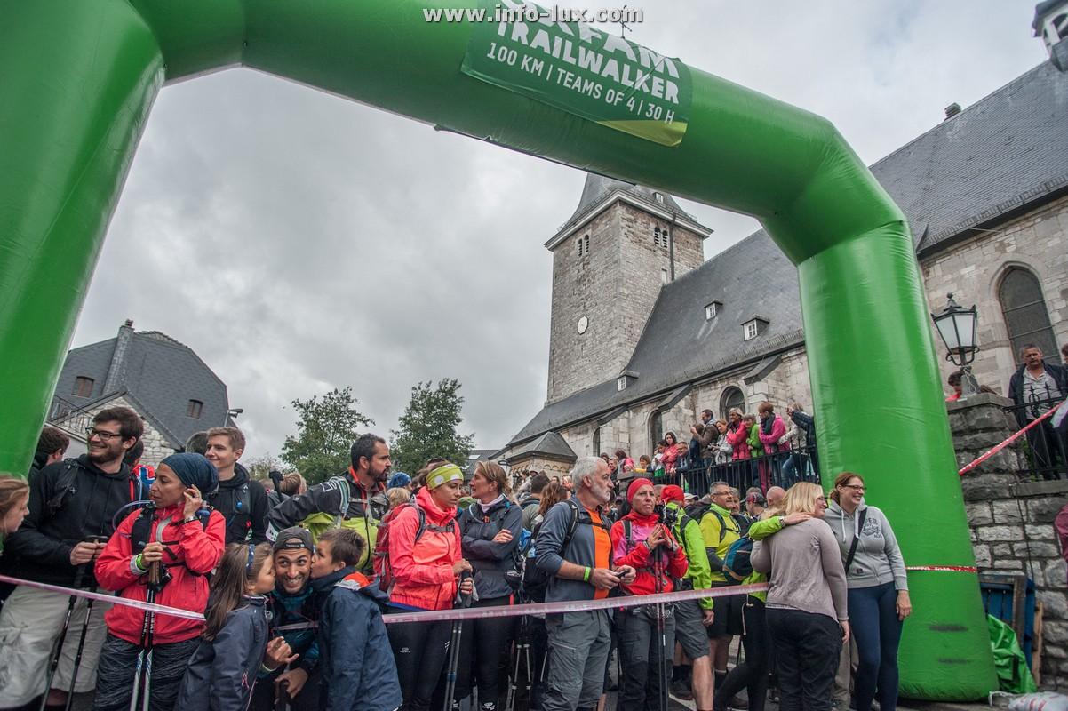 Oxfam Trailwalker : 100 km de marche pour la bonne cause en province de Luxembourg