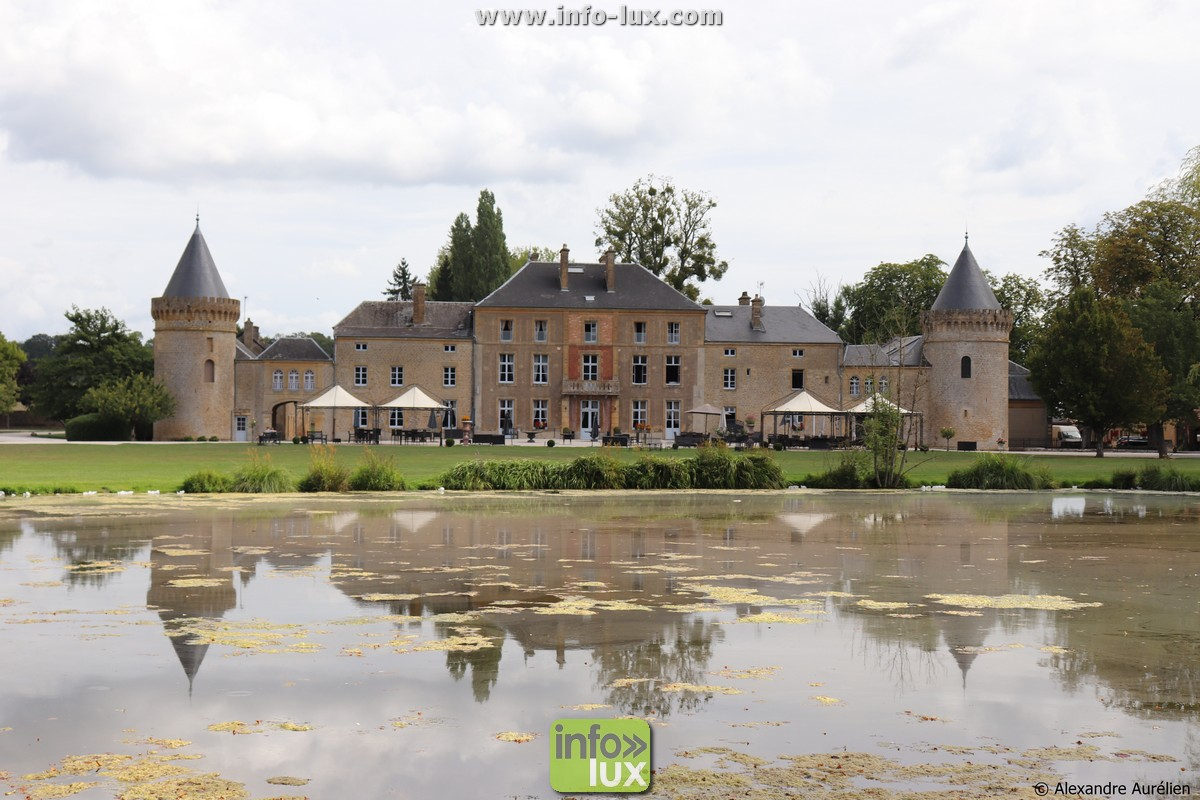 Concours château du Faucon a Donchery ( FR) 01 septembre