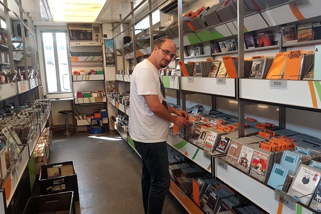 La Province de Luxembourg doit sauver la collection du discobus !