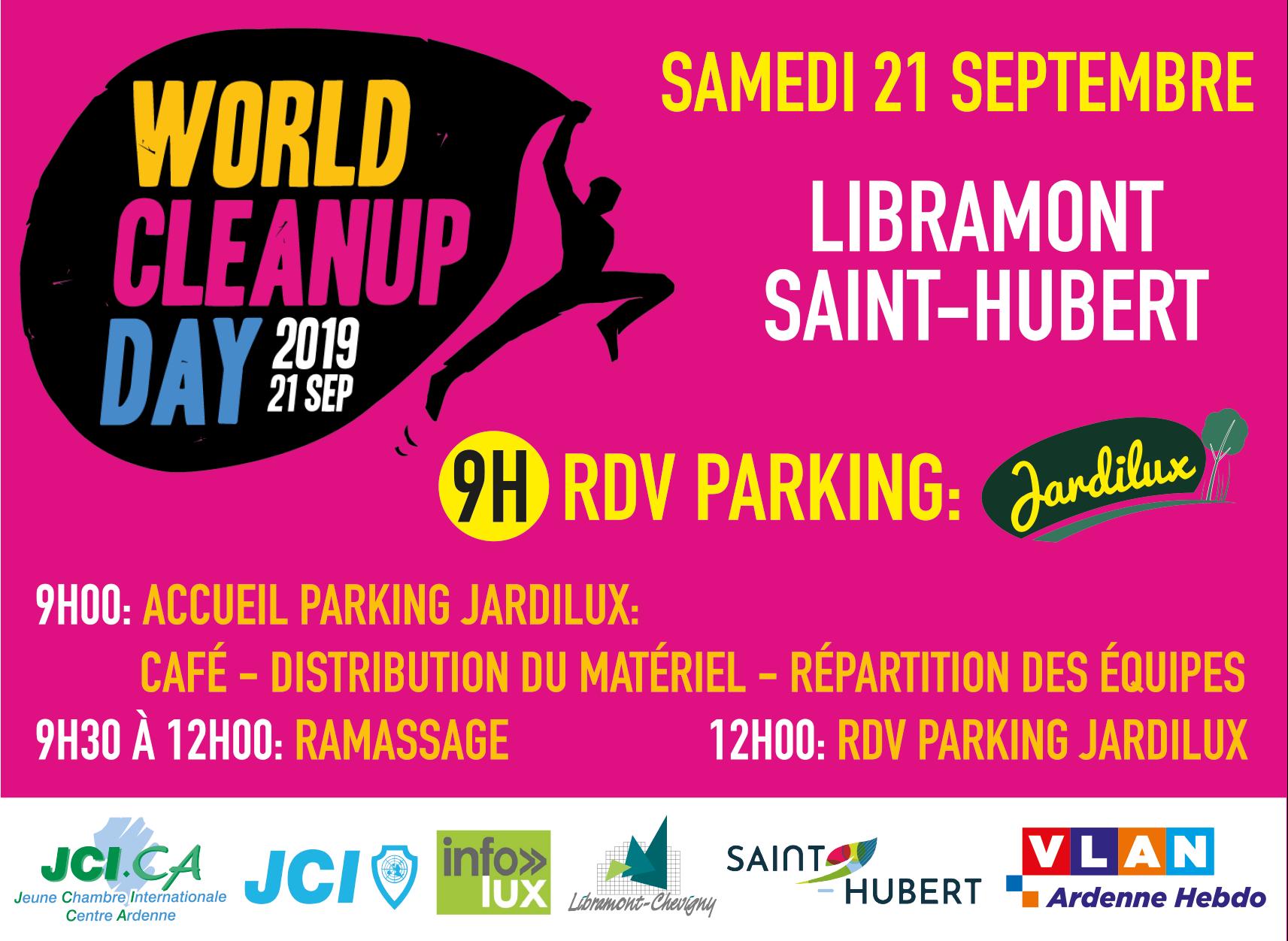 citoyenne au monde à Libramont et Saint Hubert