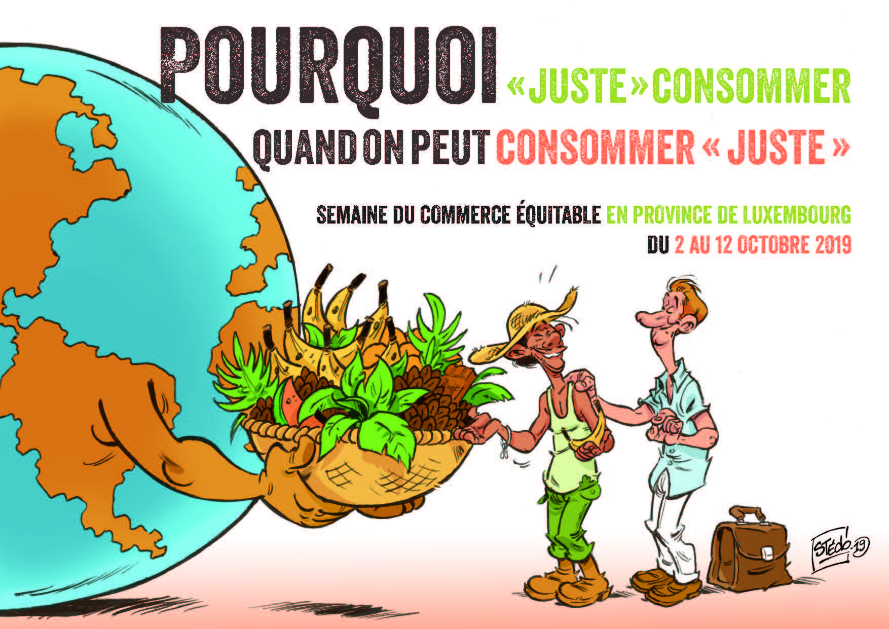 Commerce Equitable en Province de Luxembourg