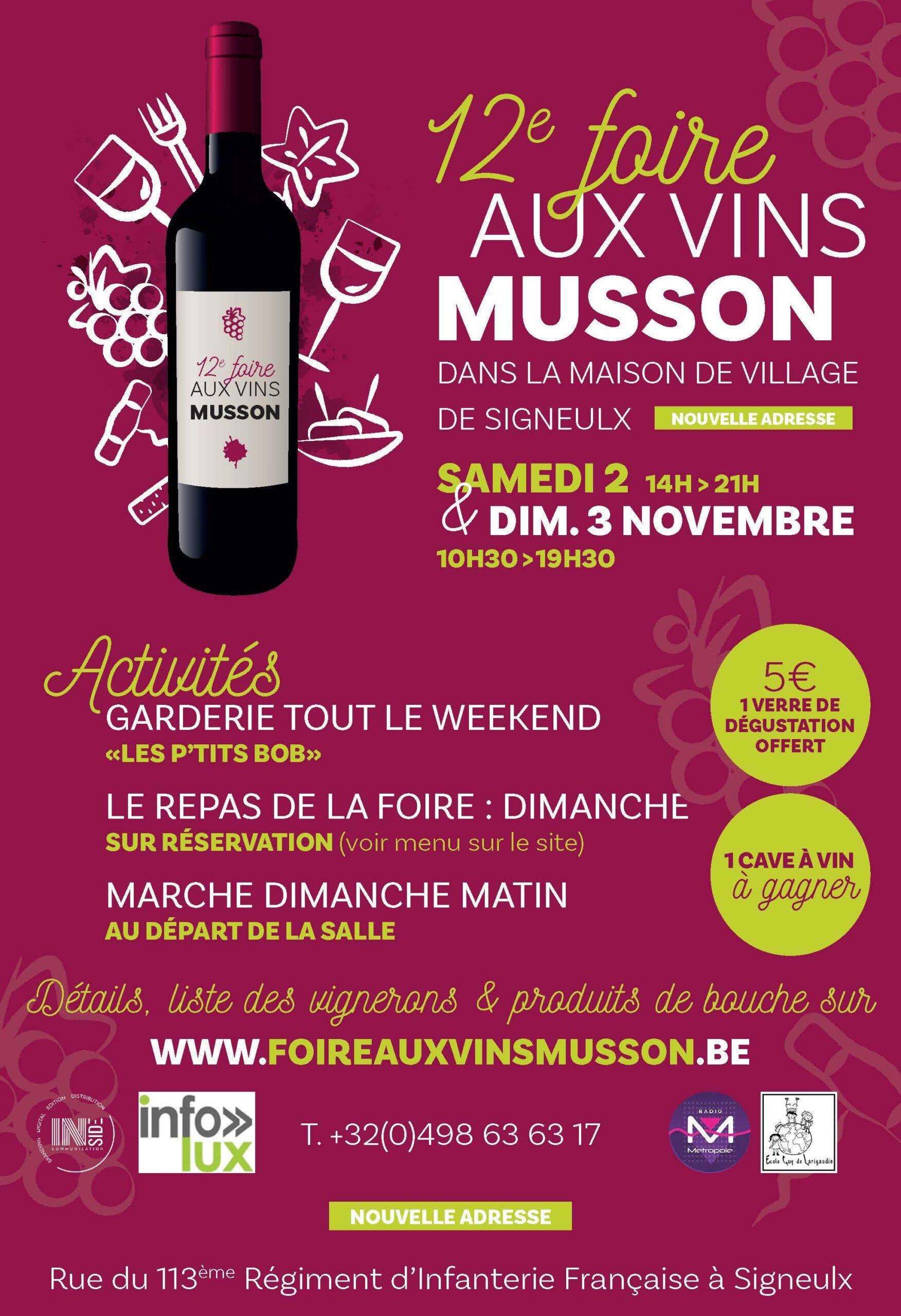 Foire aux vins de Musson