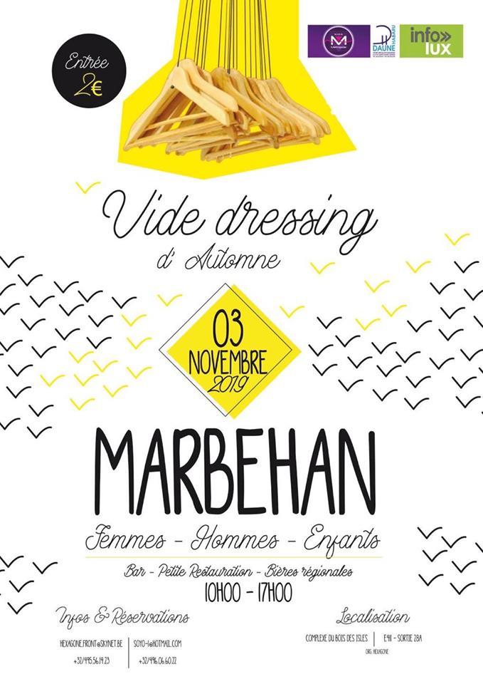 Vide Dressing à Marbehan