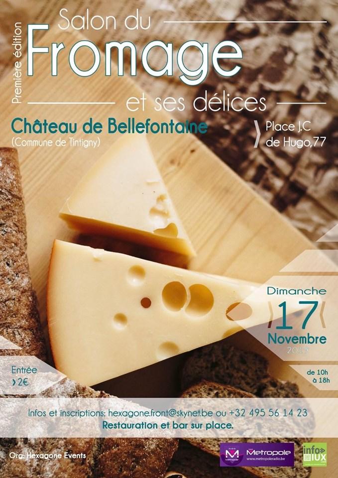 Salon du Fromage à Bellefontaine