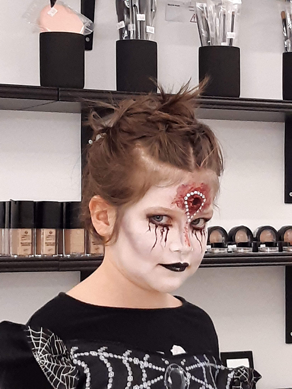 Maquiallge Halloween