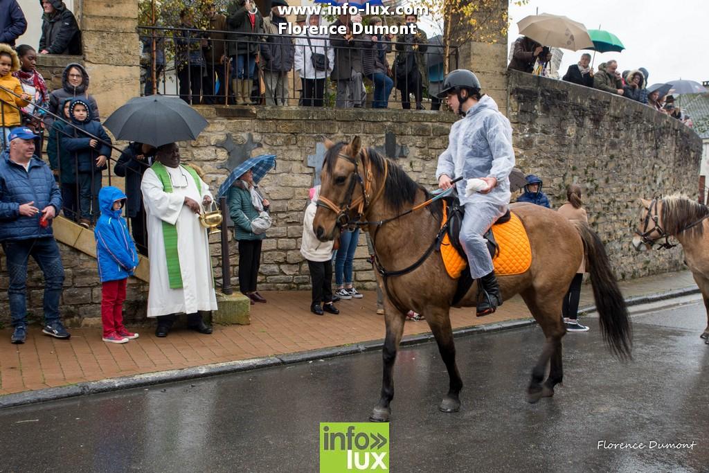 Fête de la Saint-Hubert à Muno