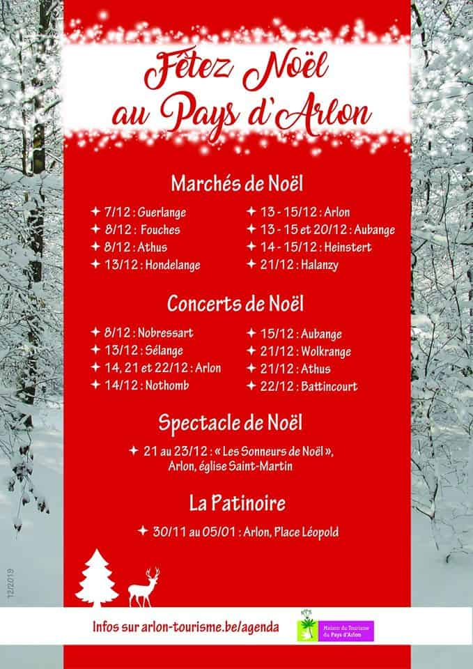 Noël à Arlon