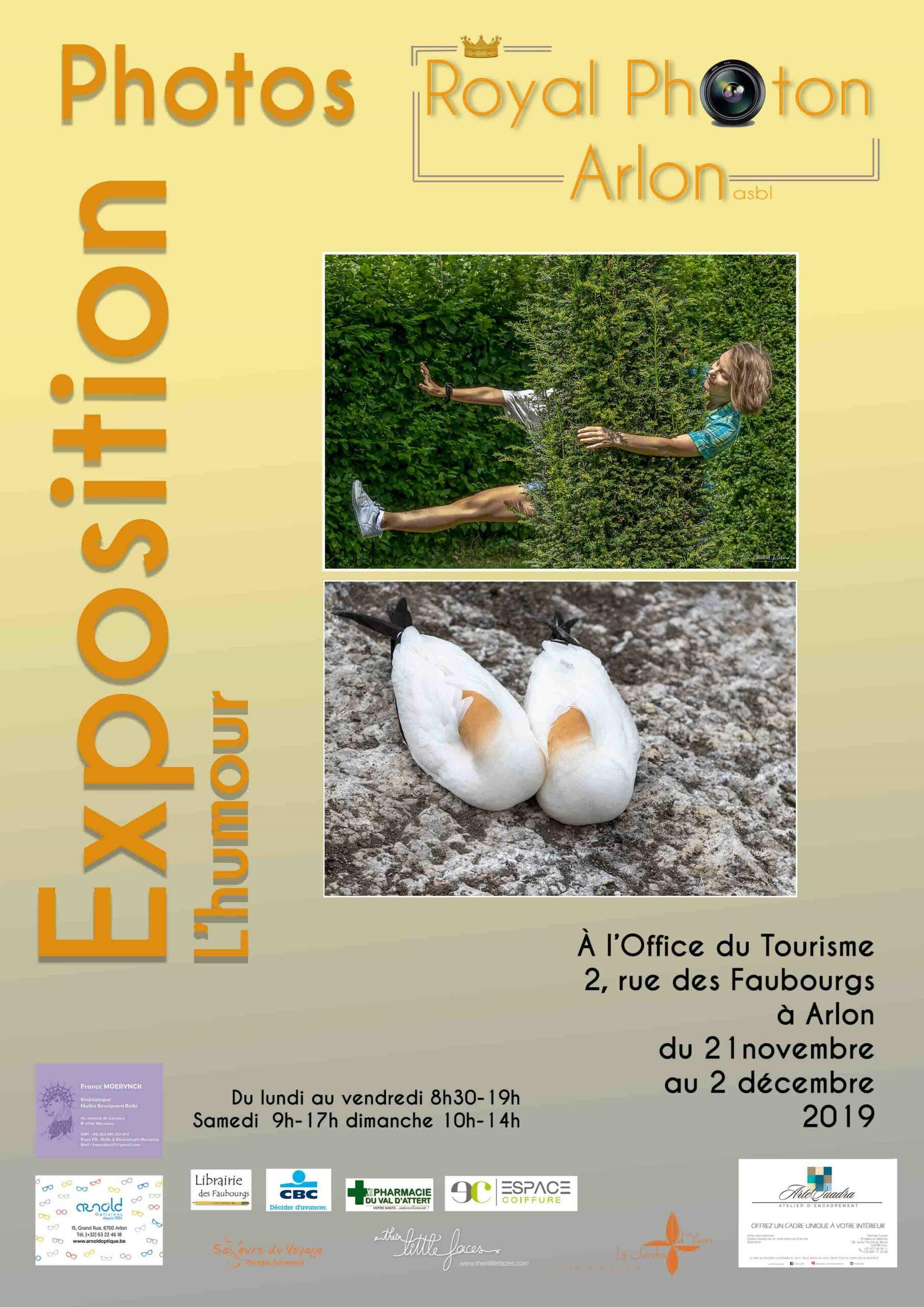 Expositions photos à Arlon