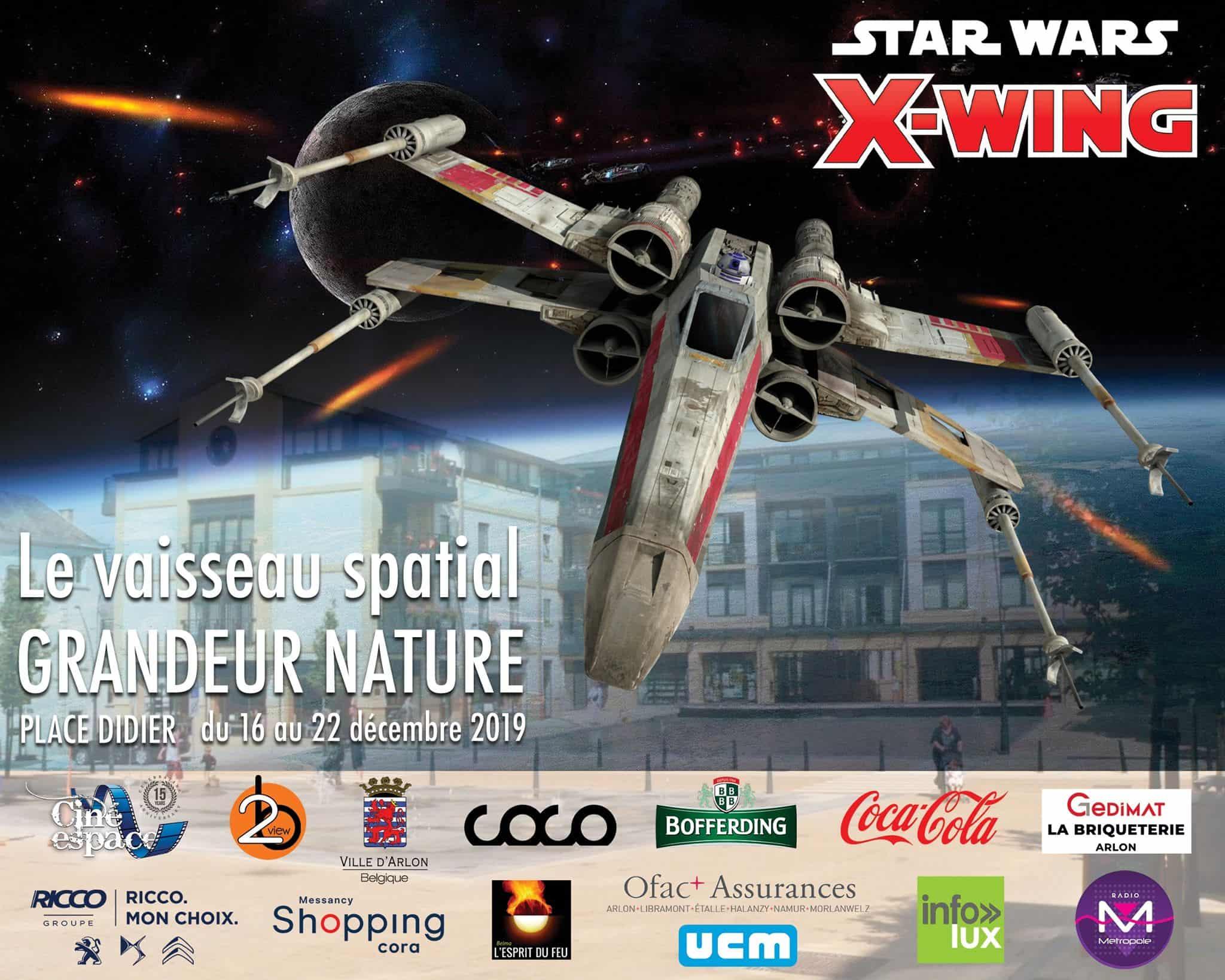 Star Wars à Arlon plus que du Cinéma !