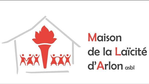Exposition A la Maison de la Laïcité d'Arlon.