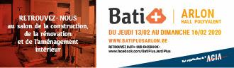 Salon Bati+ Arlon